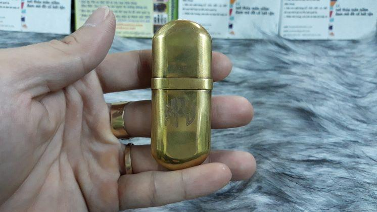 Bật lửa Brass No5 - Ms Q3172