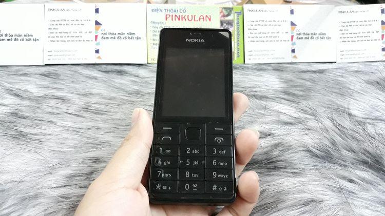 Nokia 515 màu đen nguyên zin thay vỏ - Ms 3125