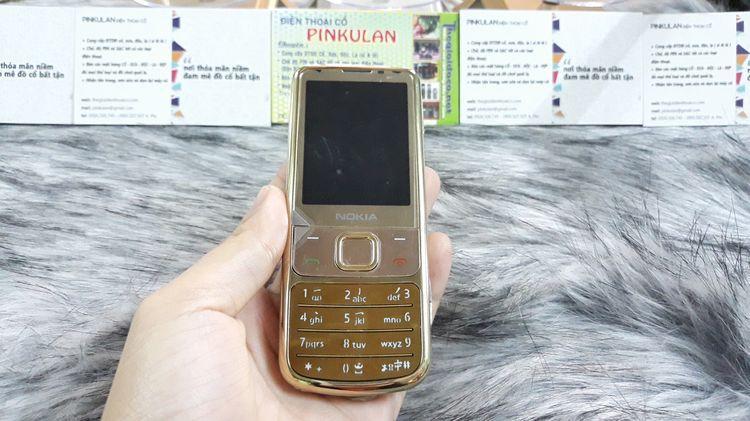 Nokia 6700 màu gold zin thay vỏ ngoài - Ms 3164