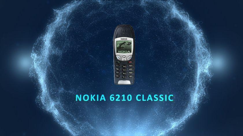 Nokia 6210 Classic