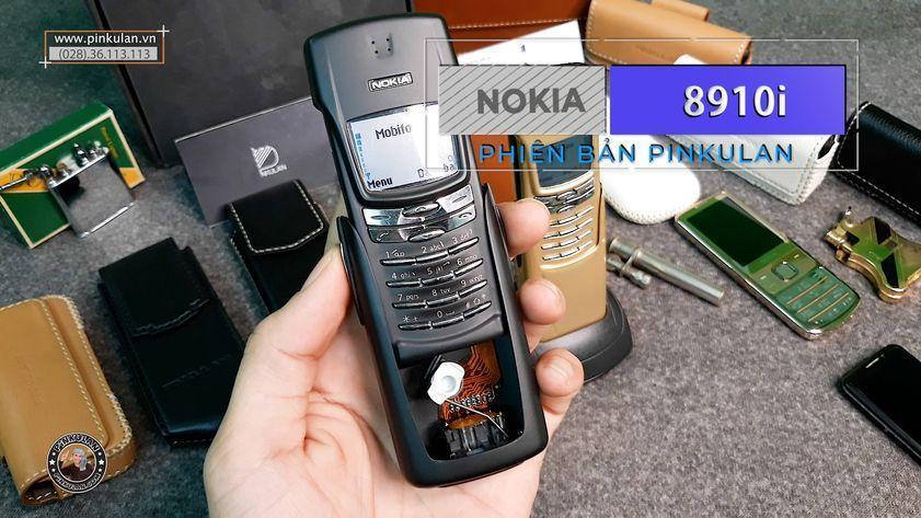 Nokia 8910i phiên bản Pinkulan