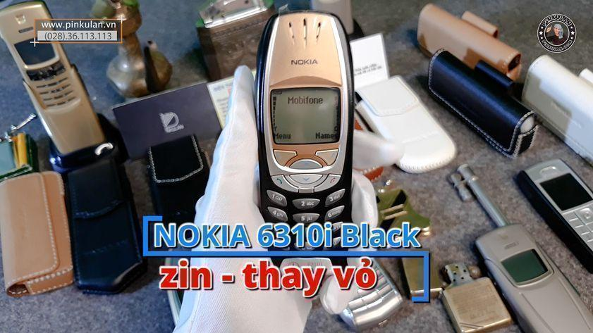 Nokia 6310i nguyên zin thay vỏ cao cấp