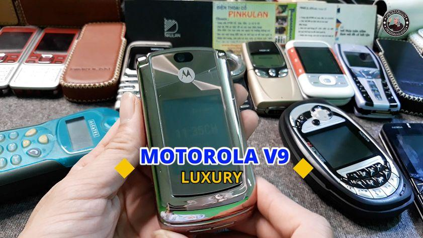 Motorola V9 Luxury