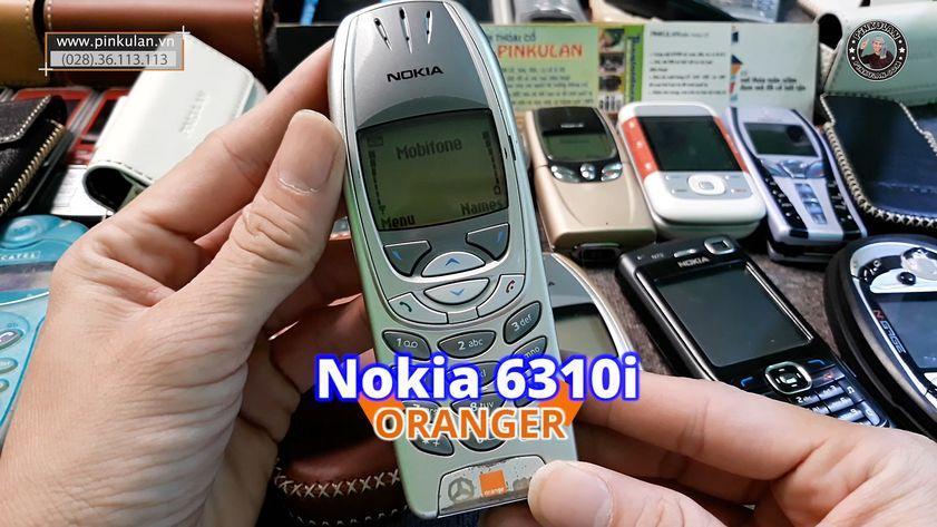 Nokia 6310i Oranger