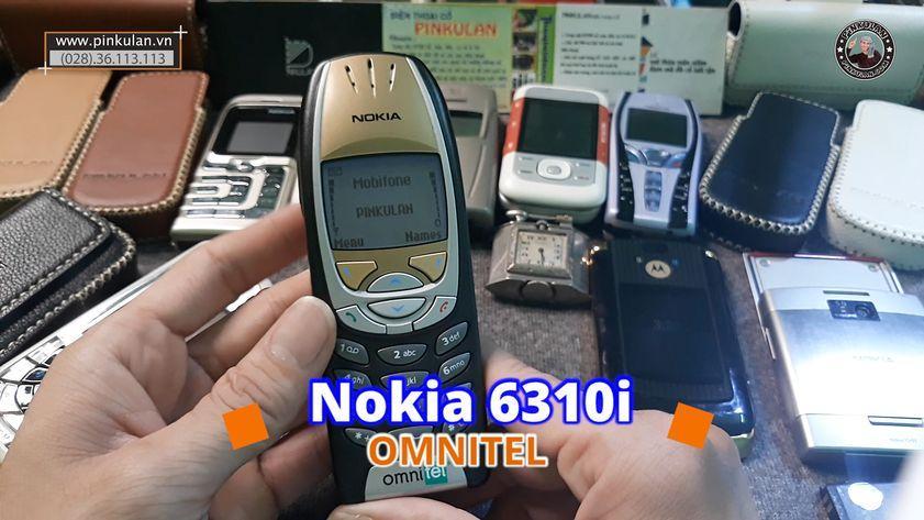 Nokia 6310i Omnitel