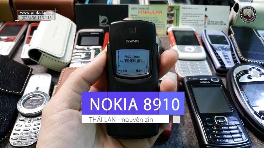Nokia 8910 Thái Lan nguyên zin