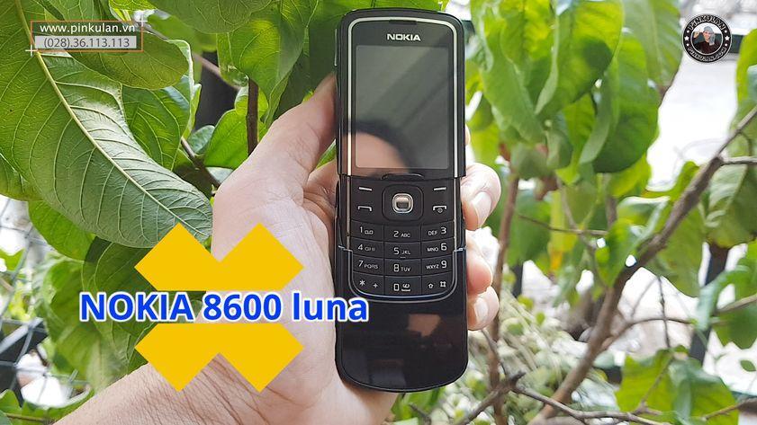 Nokia 8600 Luna ánh trăng