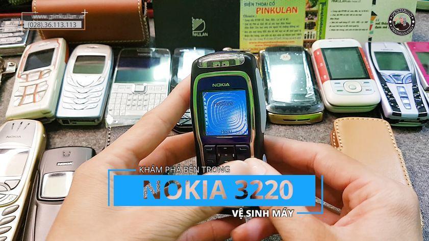 Nokia 3220 zin