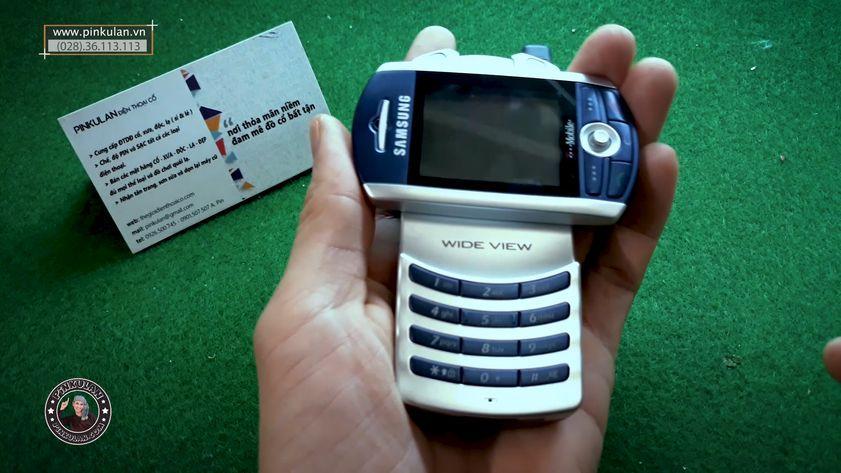 Samsung SGH - Z130 cực đẹp