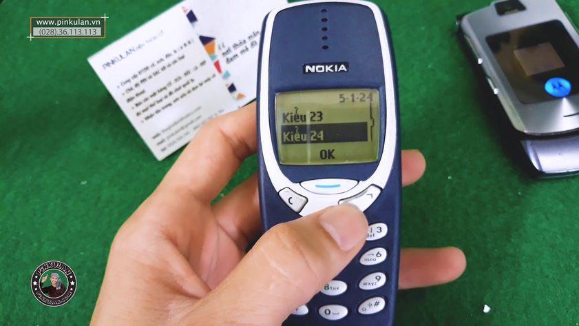 Nokia 3310 năm 2000