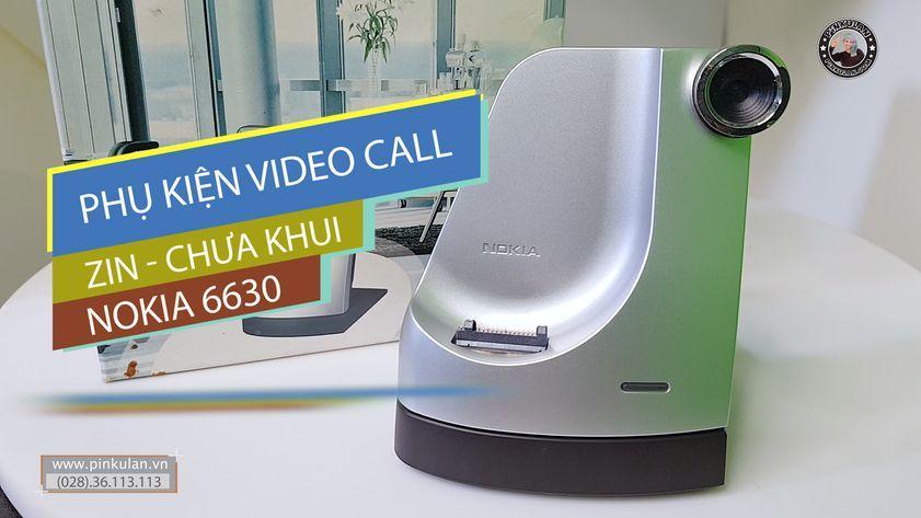 Bộ phụ kiện video call nokia 6630 đẳng cấp