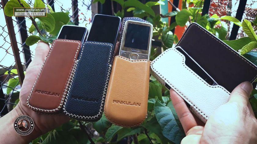Bao da Nokia 6700 chính hãng Handmade