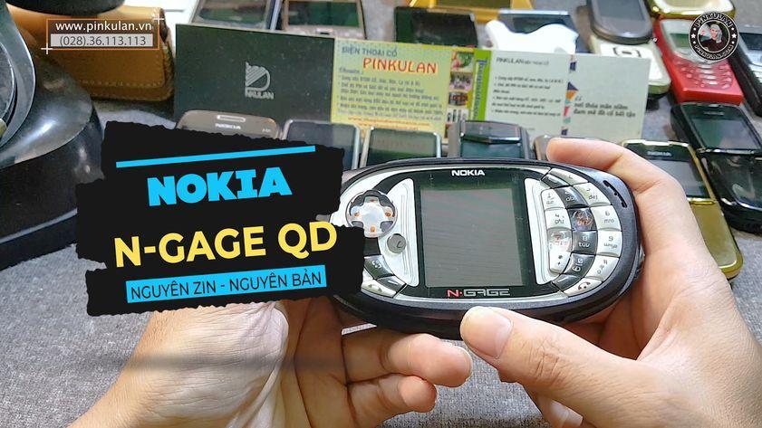 Nokia Ngage QD nguyên zin chính hãng