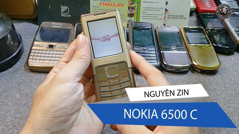 Nokia 6500C nguyên zin chính hãng cao cấp