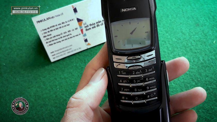 Nokia 8910 cao cấp chính hãng