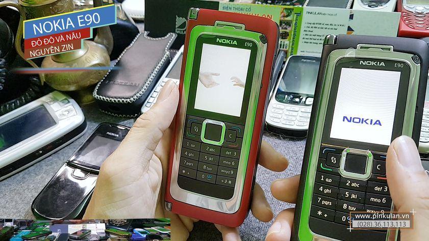 Nokia E90 chính hãng nguyên zin
