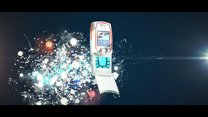 Nokia 3108 cảm ứng đời đầu chính hãng