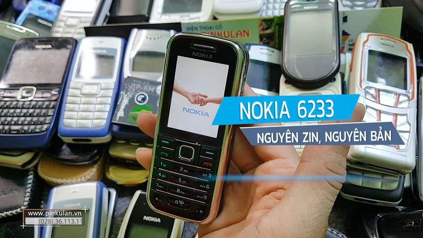 Nokia 6233 nguyên bản chính hãng