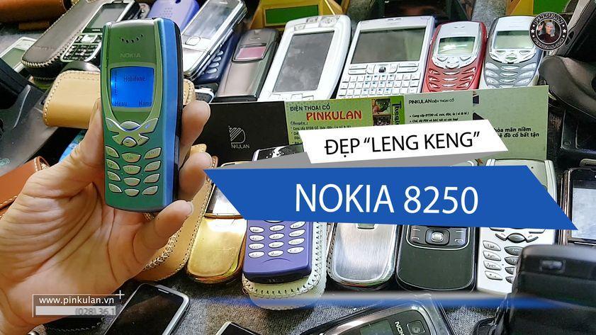 Nokia 8250 nguyên bản, nguyên zin