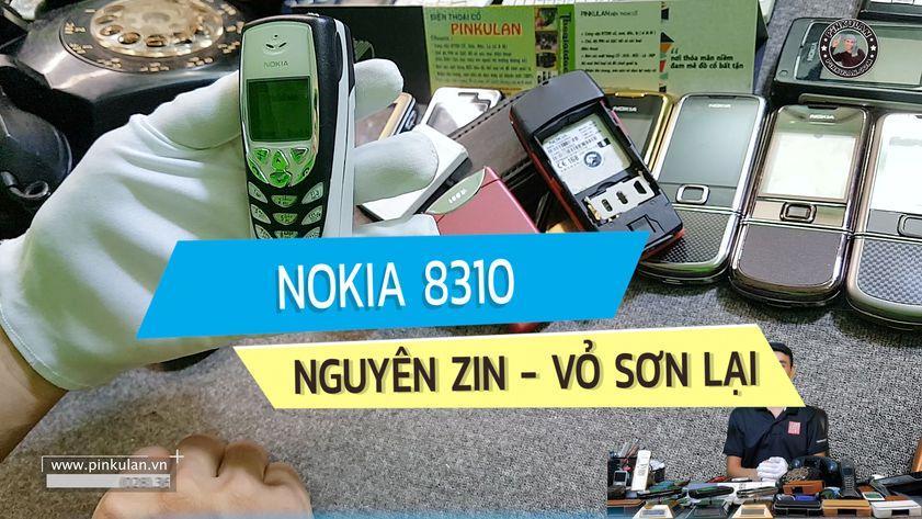 Nokia 8310 chính hãng cao cấp nguyên bản