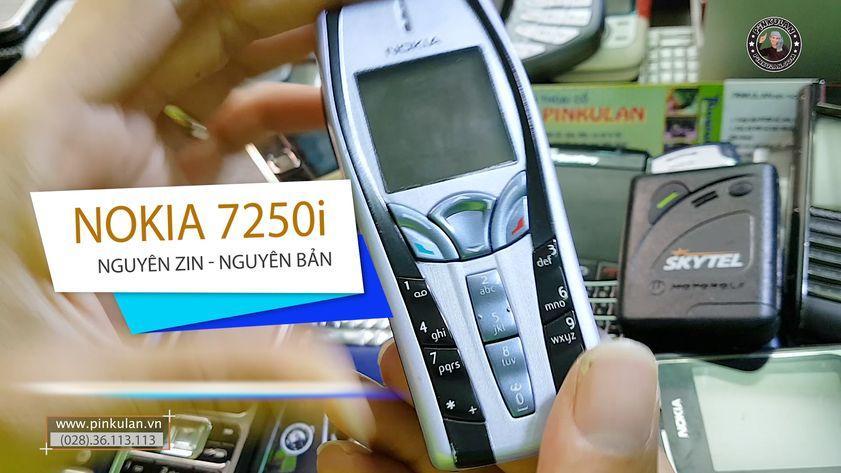 Nokia 7250i nguyên bản Phần Lan