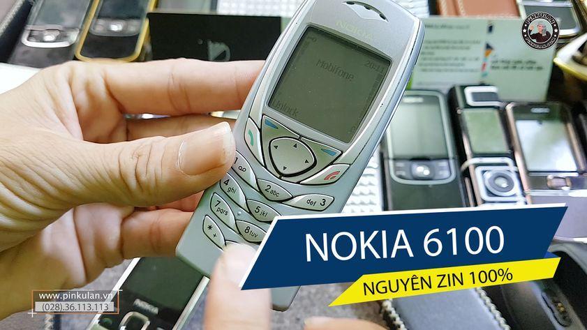 Nokia 6100 nguyên bản chính hãng