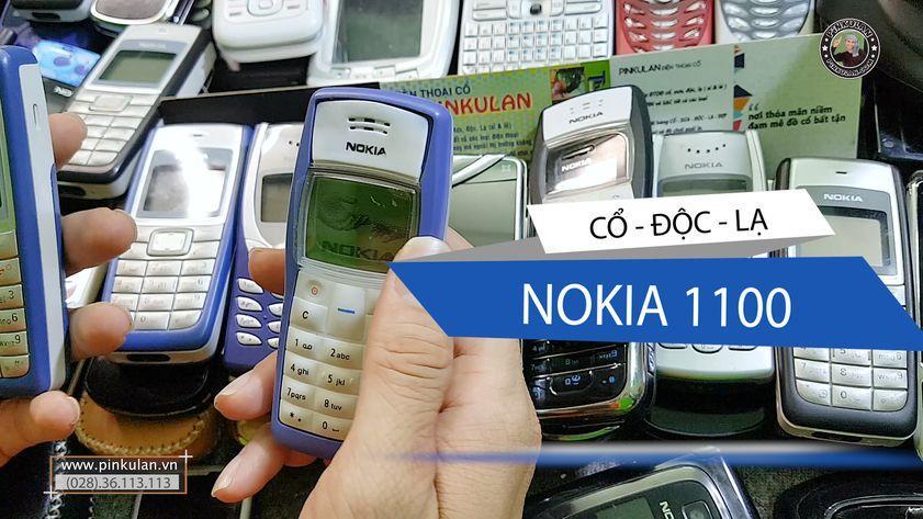 Nokia 1100 huyền thoại nghe gọi