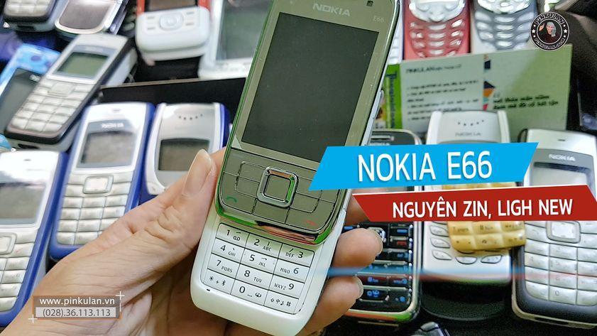 Nokia E66 chính hãng nguyên zin