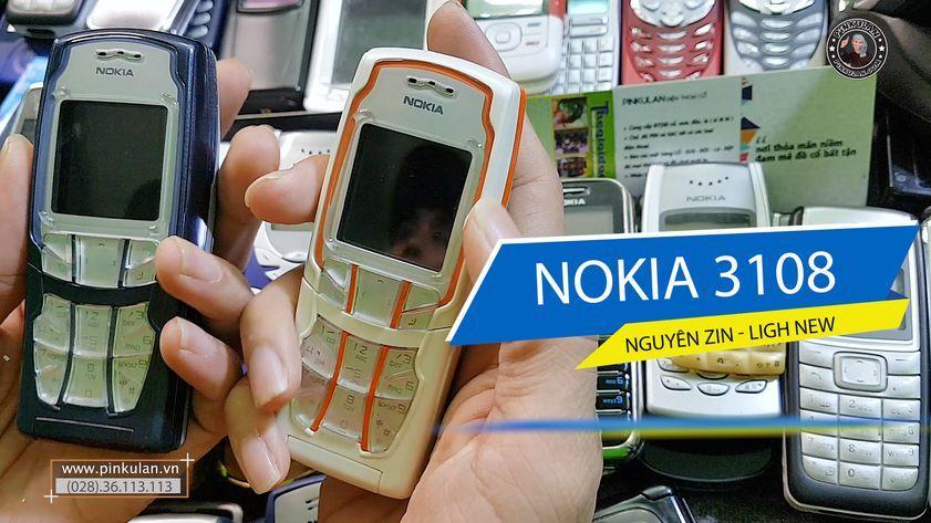 Nokia 3108 nguyên zin bản cực đẹp