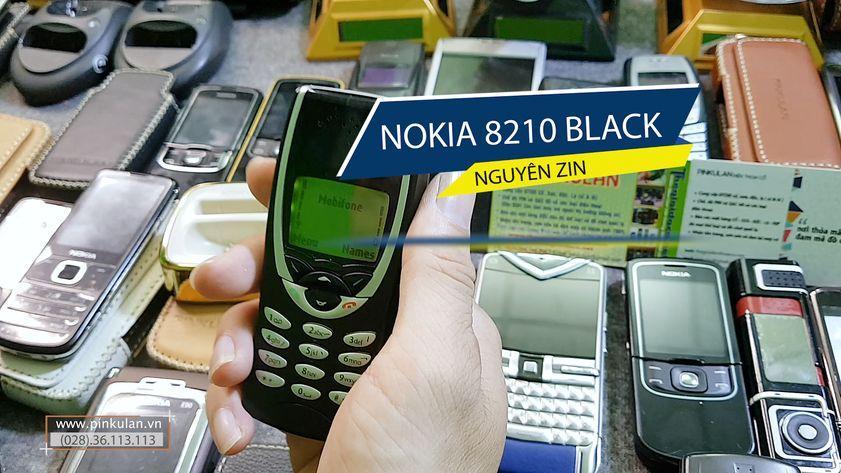Nokia 8210 chiếc máy huyền thoại