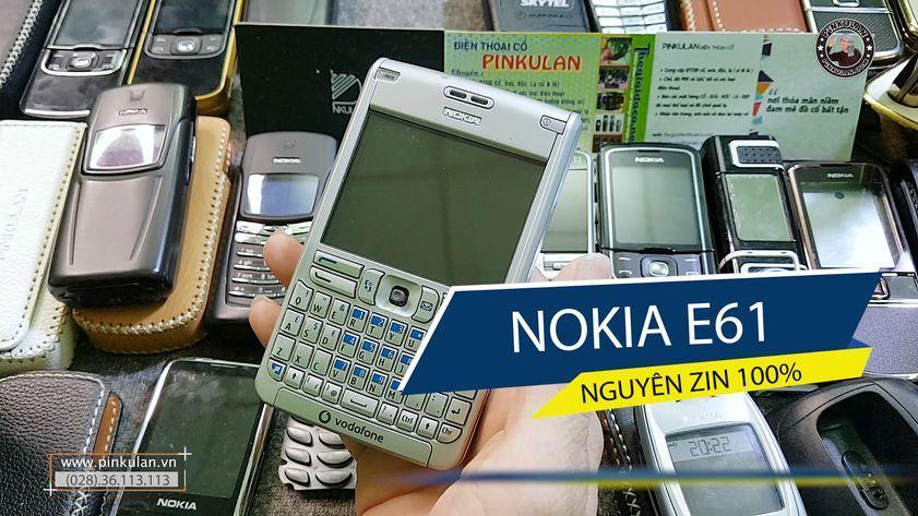 Nokia E61 bàn phím Qwerty chính hãng