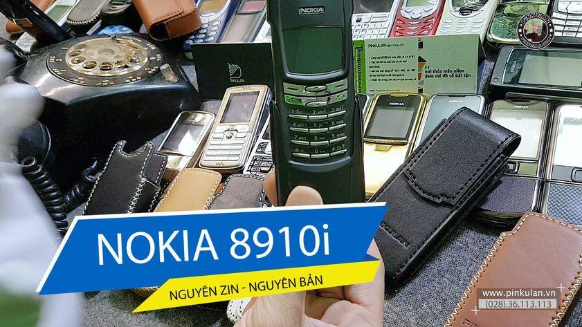 Nokia 8910 zin nguyên bản Phần Lan