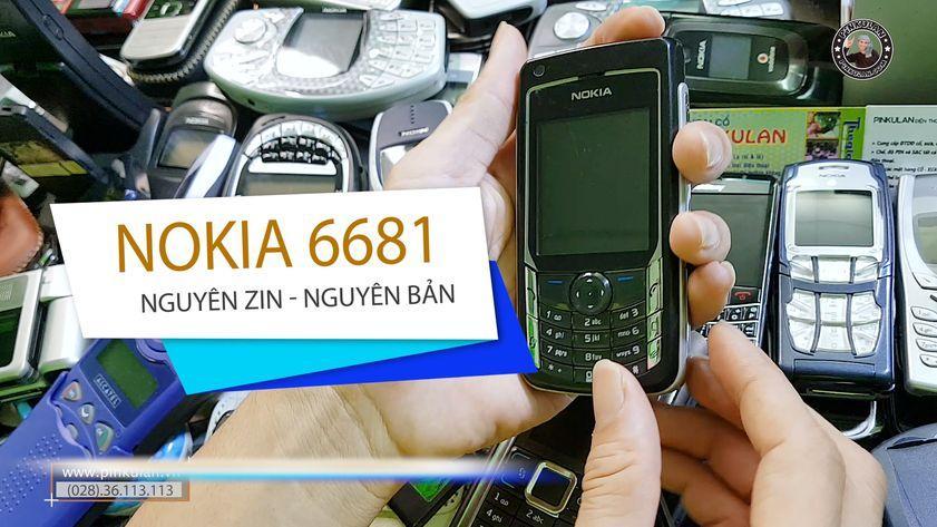 Nokia 6681 chính hãng nguyên bản