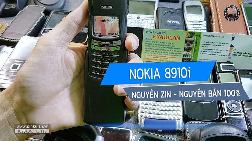 Nokia 8910i nguyên zin nguyên bản 100%
