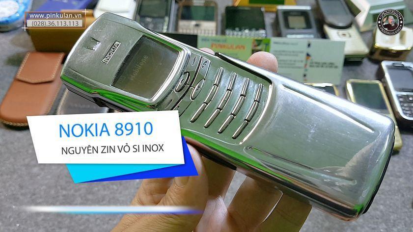 Nokia 8910 si inox cực độc và chất