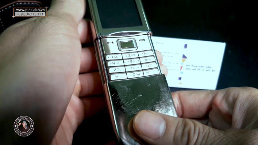 Nokia 8800 Sirocco chính hãng nguyên bản