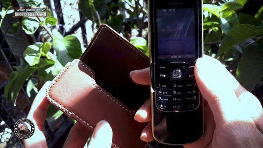 Nokia 8600 Luna Gold màu cực hiếm