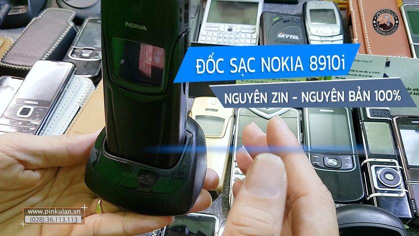 Đốc sạc Nokia 8910 – 8910i nguyên zin Nokia