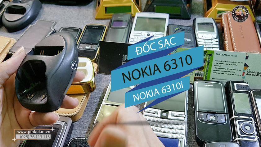 Đốc sạc Nokia 6310 và Nokia 6310i nguyên bản
