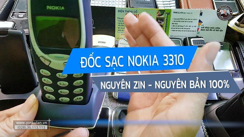 Đốc sạc Nokia 3310 nguyên zin