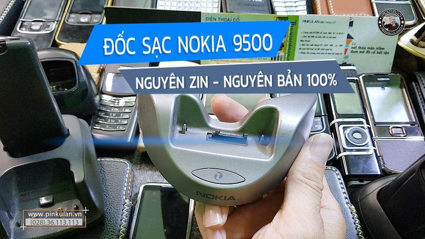 Đốc sạc Nokia 9500 nguyên bản Lightnew