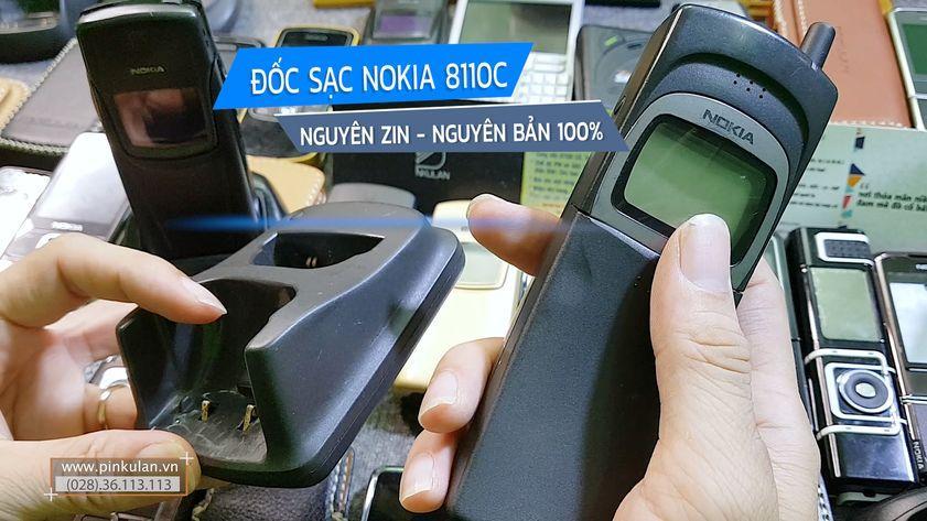 Đốc sạc Nokia 8110c trái chuối huyền thoại