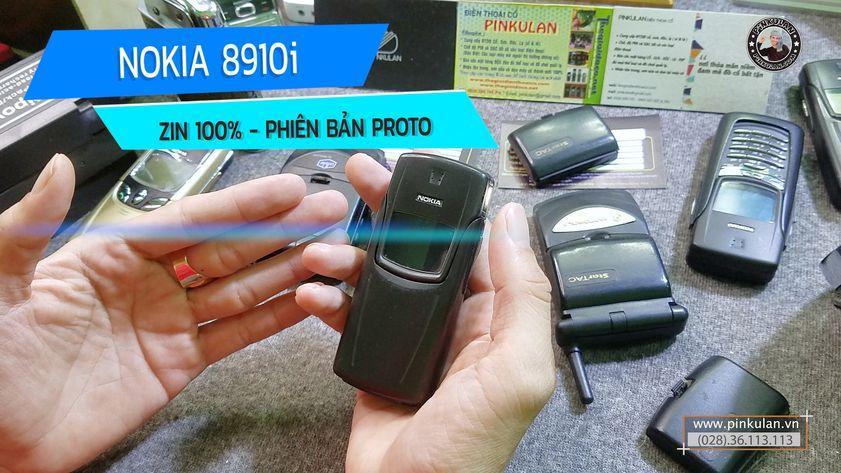 Nokia 8910i Proto nguyên bản đầu tiên