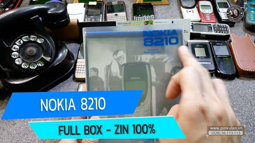 Nokia 8210 fullbox zin nguyên bản