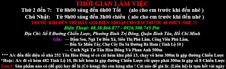 Thoi Gian Lam Viec Nen Den