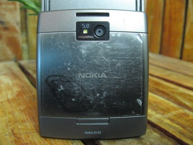 San tim dien thoai doc Nokia X501 nguyen zin MS 1549 Dep 98