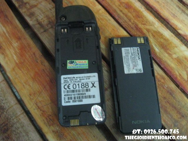 Pin Nokia 6150 chính hãng