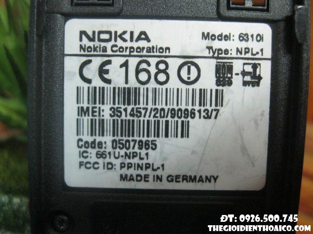vỏ Nokia 6310i