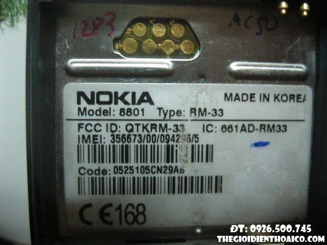 IMEI Nokia 8800 Anakin 8800