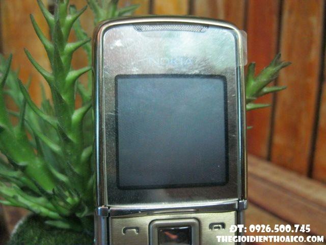 màn hình Nokia 8800 Sirocco